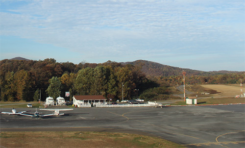 Pickens County GA Airport KJZP